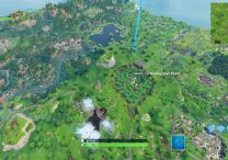 Fortnite BR Dusty Divot Treasure Map Location Weekly Challenge