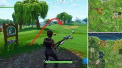 Fortnite BR Golf Par Location