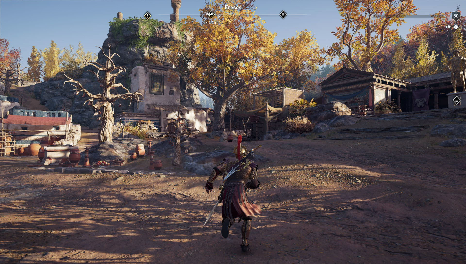 Assassins Creed Odyssey Gamescom Demo Impressions Ac Take Photo