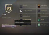destiny 2 forsaken lore triumphs