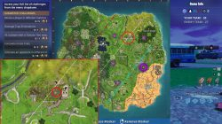 fortnite br complete timed trials week 3
