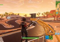 fortnite br complete timed trials weekly challenge