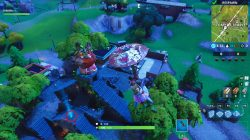 fortnite br timed trial locations