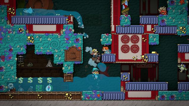 spelunky 2 gameplay trailer
