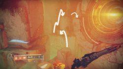 Destiny 2 Struck by Wonder Dead Ghost Location Nessus