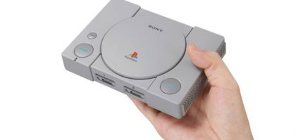 PlayStation Classic Announced, Will Feature 20 Pre-Loaded Games