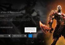 PlayStation Now Allows Downloading of PS4 and PS2 Games