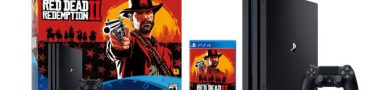 Red Dead Redemption 2 PS4 Pro Bundle Preorders Available