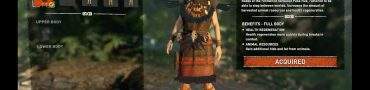 Shadow of the Tomb Raider robes of puka huk