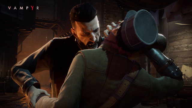 Vampyr Patch Introducing New Difficulty Modes Drops September 26th