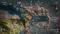 ac odyssey ainigmata ostraka record sunshine location