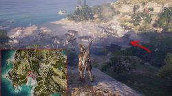 ac odyssey ashes to ashes burning temple