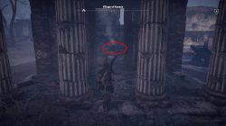 ac odyssey burning temple riddle solution