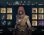 ac odyssey legendary armor sets
