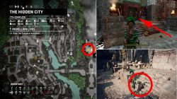 braided rope barriers shadow tomb raider how to get knife upgrade