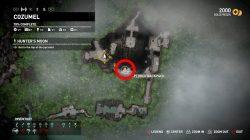 cozumel explorer backpack location shadow tomb raider