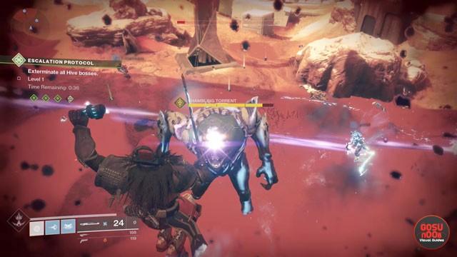 destiny 2 escalation protocol weapon drop chance schedule