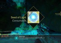 destiny 2 forsaken seed of light unlock second and third