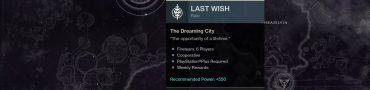 destiny 2 last wish raid guide puzzle solutions boss strategy