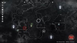 destiny 2 talisman fragment in an old corsair's hideout