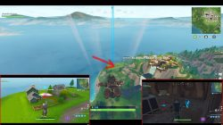 fortnite br jigsaw puzzle piece locations