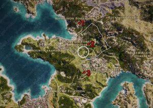 megaris ancient tablet locations