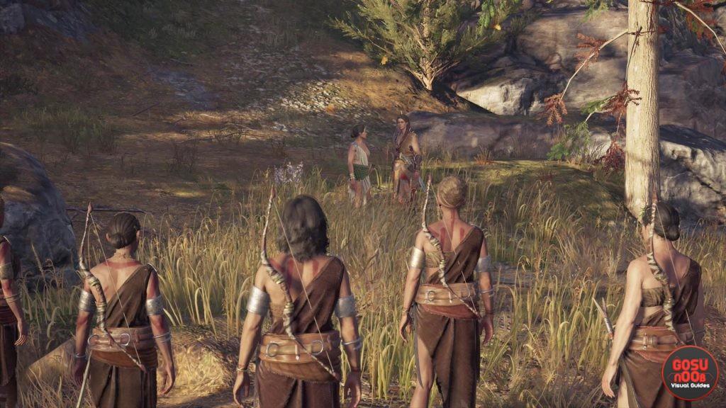 AssassinS Creed Odyssey Daphne