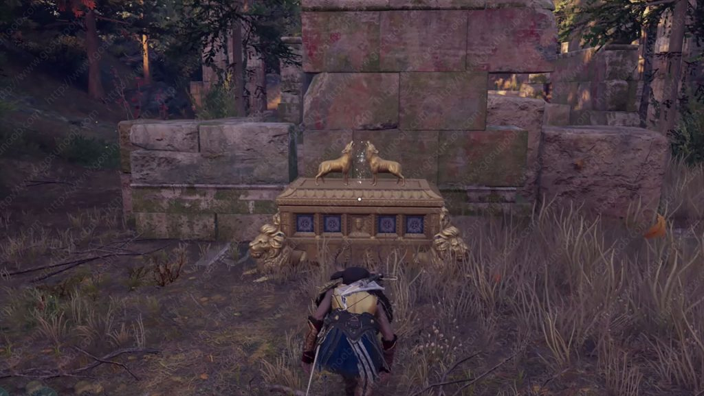 Assassins Creed Odyssey Legendary Chest Locations Map Guide