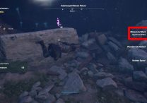 Assassin's Creed Odyssey Submerged Minoan Palace Sunken Artifact Location