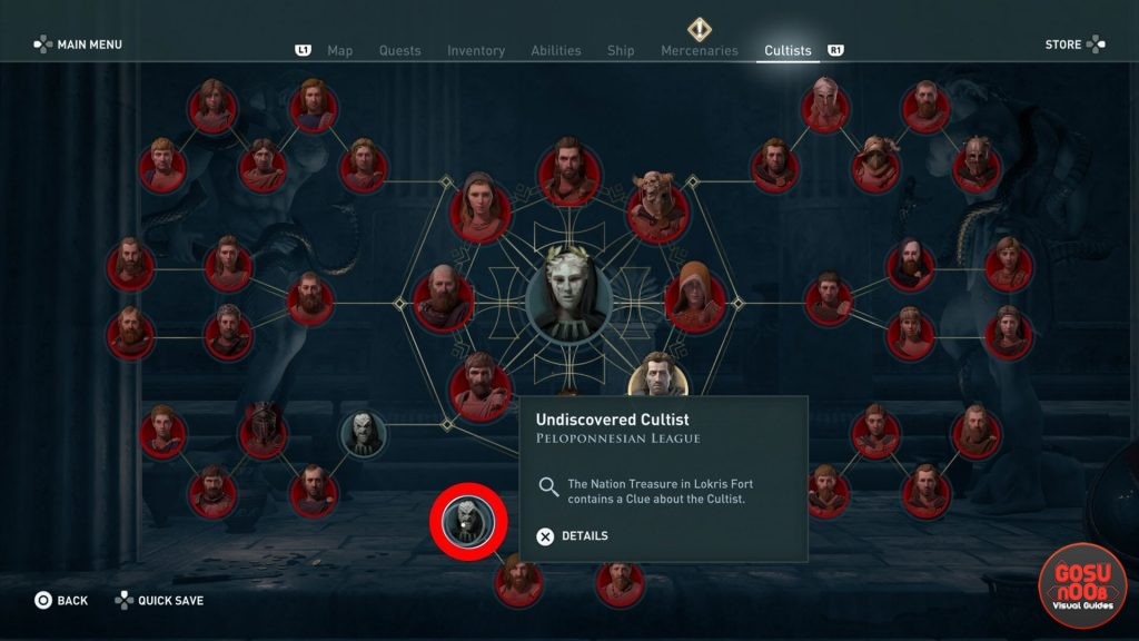 Assassin's Creed Odyssey Where to Find Lokris Fort ...