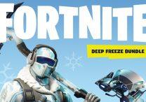 Fortnite & Warner Bros Interactive Announce Deep Freeze Bundle