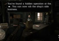 RDR2 Strawberry General Store Side Business Robbery