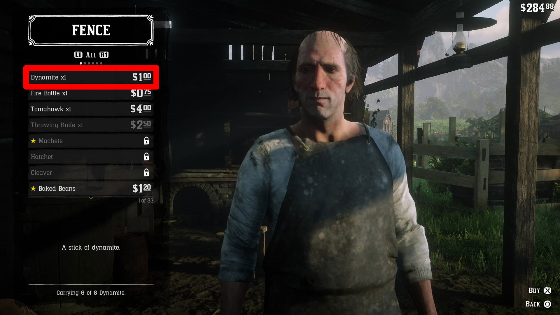 rdr2 where to get dynamite