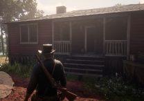 Red Dead Redemption 2 Catfish Jacksons Homestead Stash Location