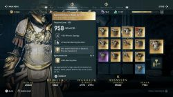 ac odyssey agamemnons legendary body armor how to get