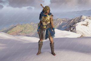 ac odyssey athenian war hero legendary armor