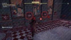 ac odyssey how to solve scytale door puzzle