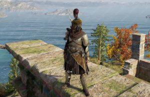 ac odyssey immortal set legendary armor