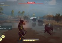 ac odyssey kalydonian boar legendary animal