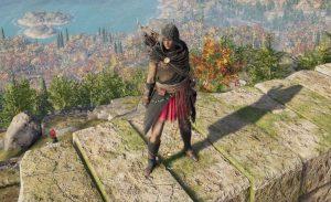 ac odyssey pirate set legendary armor