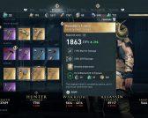 ac odyssey poseidon's trident legendary weapon