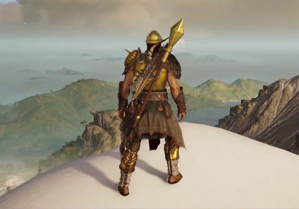 Assassin's Creed Odyssey PUBG Easter Egg - Winner, Winner ...