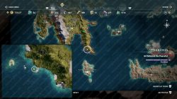 assassins creed odyssey legendary chest map locations hounds of hades