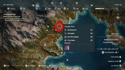 creating opportunity ac odyssey quest where to find spartan seal locations