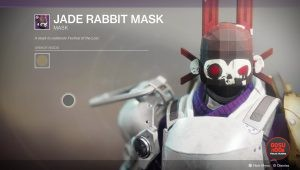 destiny 2 jade rabbit mask