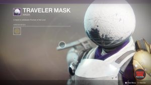 destiny 2 traveler mask