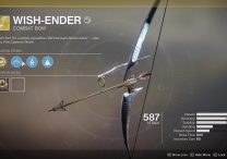 destiny 2 wish-ender exotic bow