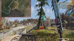 fallout 76 forest treasure map 05 location