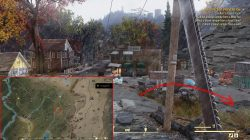 fallout 76 forest treasure map location 10
