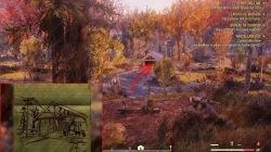fallout 76 where to find forest treasure map 06